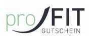 proFIT Gutschein - Logo
