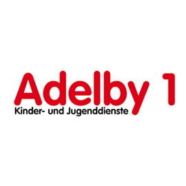 Logo Adelby 1 KiJu