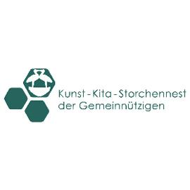 Logo Kunst-Kita der Gemeinnützigen