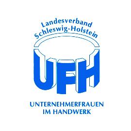 Logo Unternehmerfrauen im Handwerk, Landesverband Schleswig-Holstein