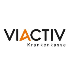 Logo der VIACTIV Krankenkasse, Lübeck